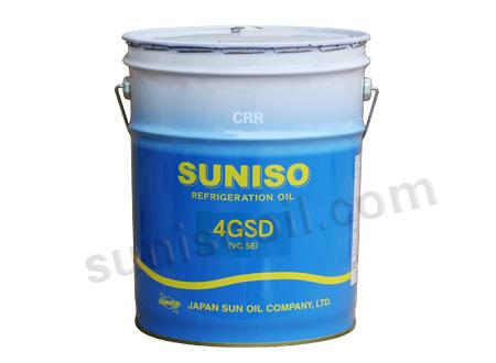 太阳4GSD冷冻油